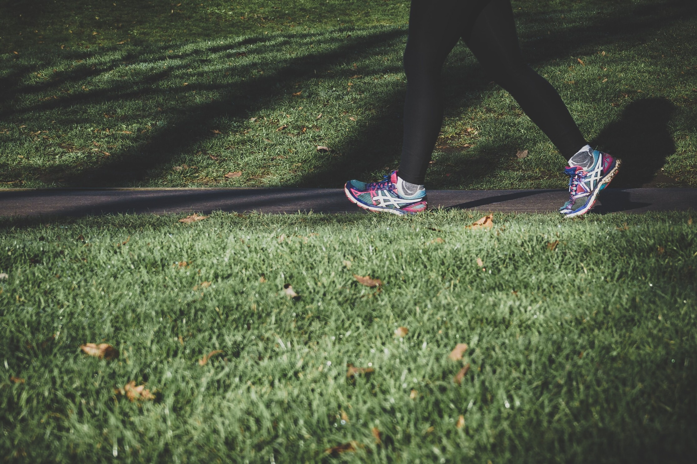 remote working running and / or exercising in order to promote remote workplace wellness and wellbeing
